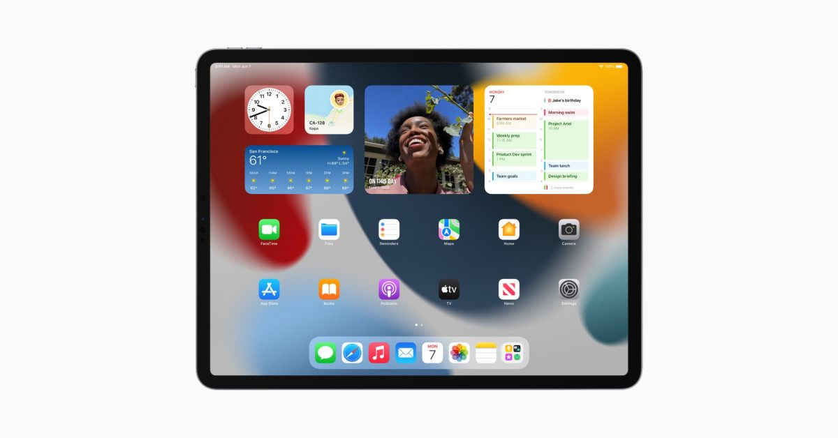 iPadOS 15 brings the App Library to dock, but here's how to disable it - 9to5Mac