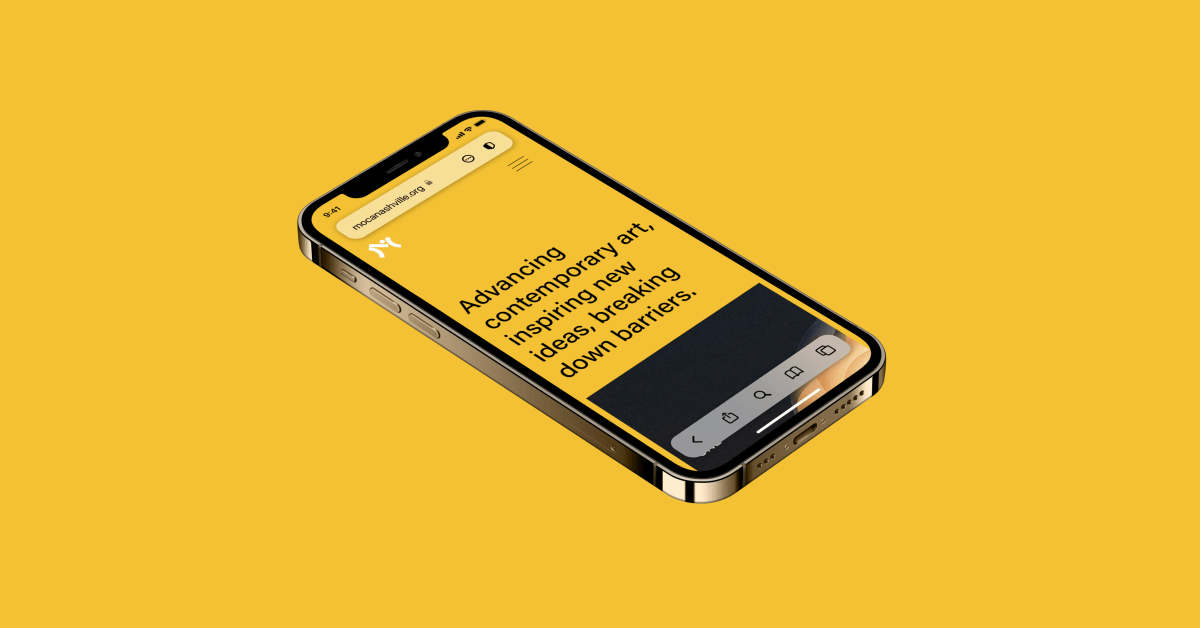 photo of Concept: How Apple could address concerns about Safari's new design on iPhone in iOS 15 image