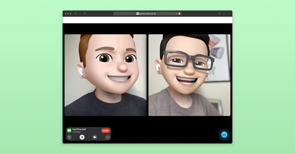 photo of Hands-on: Here's a first look at how FaceTime works in a web browser image