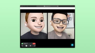 Here's a first look at how FaceTime works in a web browser