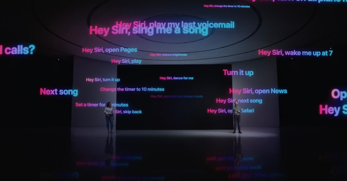 iOS 15 adds offline Siri for faster query recognition - 9to5Mac