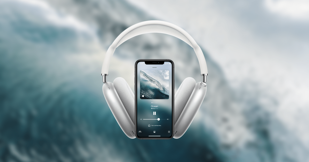 Concept: Background sounds in iOS 15 should have their own app with spatial audio, sleep timer, and more