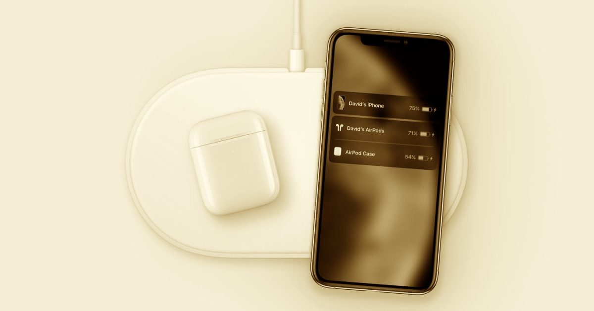 Report: Apple working on multi-device inductive charging mat, researching truly wireless charging methods - 9to5Mac