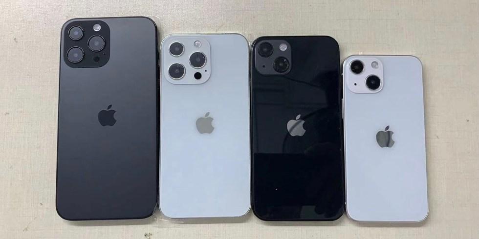 Manichini per iPhone 13