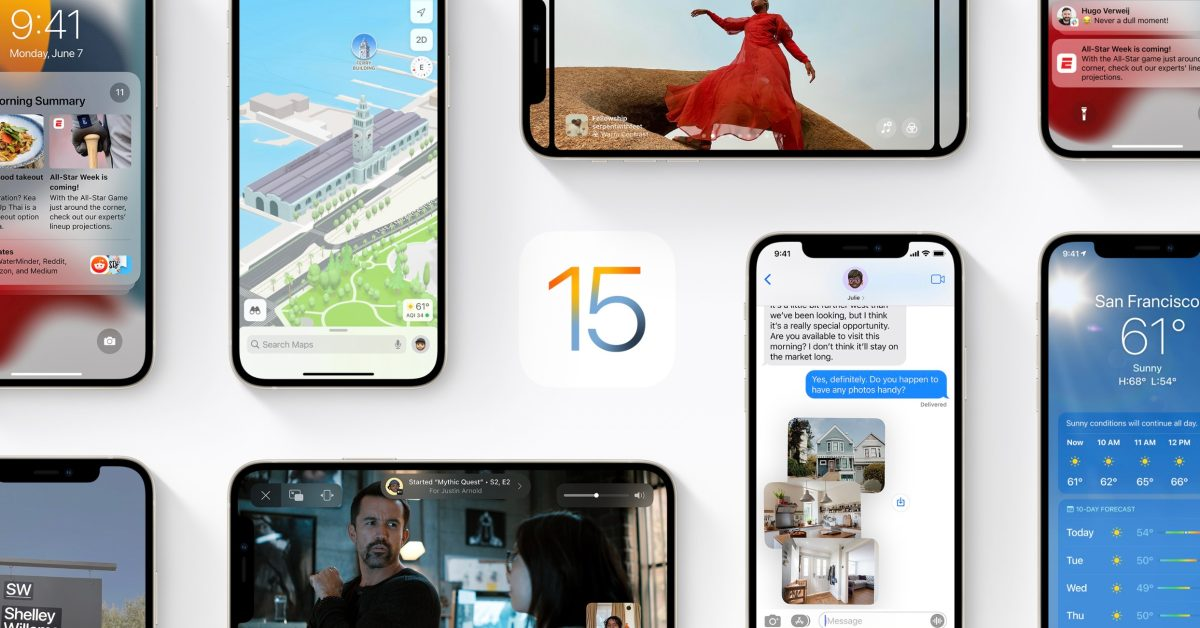 How iOS 15 will make your iPhone even more useful with SharePlay, Find My upgrades, and more - 9to5Mac
