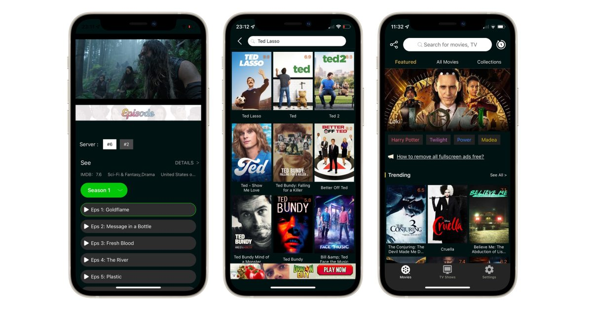 photo of Pirated movies and TV shows app, disguised as Sudoku game, climbs App Store charts image