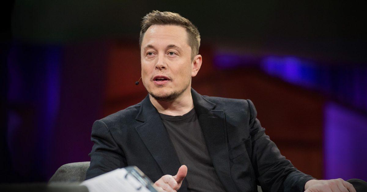After Steve Jobs, Walter Isaacson writing an Elon Musk biography