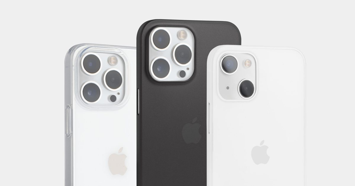 iPhone 13 cases from totallee offer protection without adding bulk