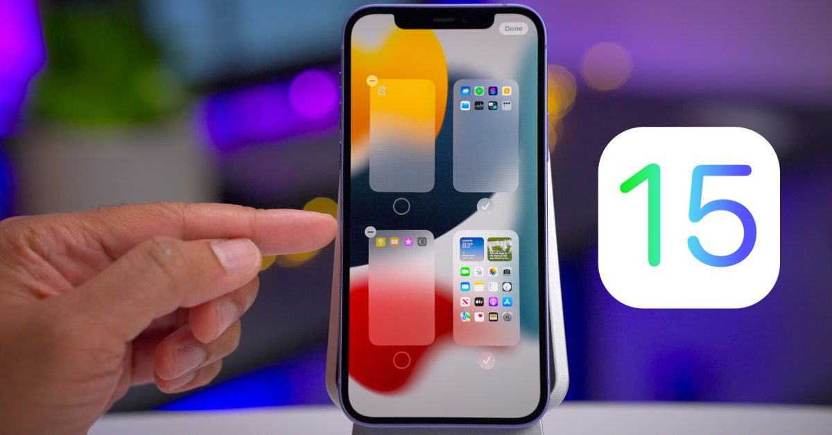 photo of Hands-on with the top iOS 15 features for iPhone [Video] image