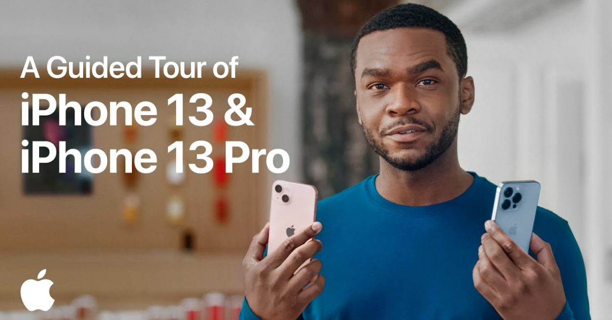 Apple shares in-depth 'guided tour' of iPhone 13 and iPhone 13 Pro [Video]