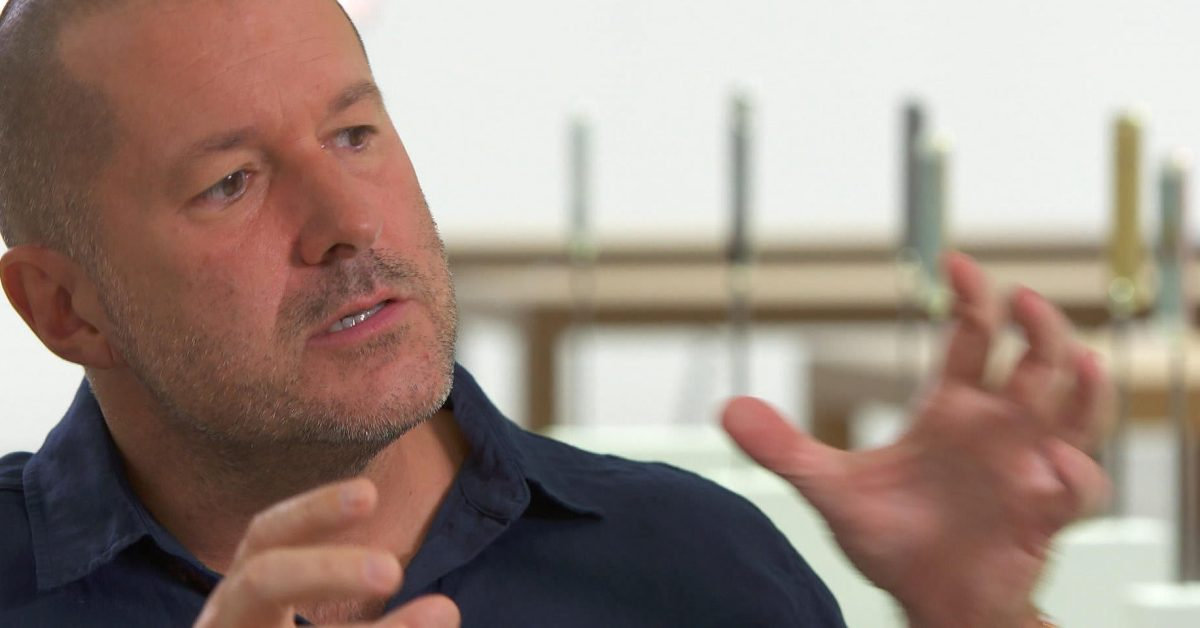 Bloomberg argues Apple product design improved since Jony Ive left