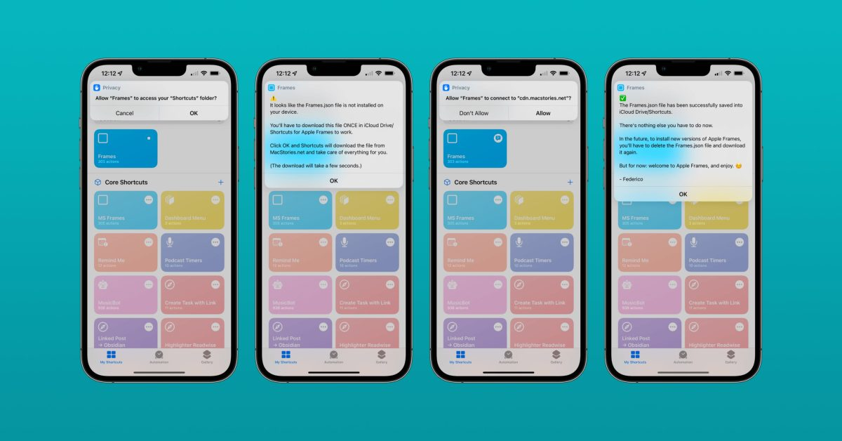 Take your screenshots up a notch using 'Apple Frames,' now with support for iPhone 13 and more thumbnail