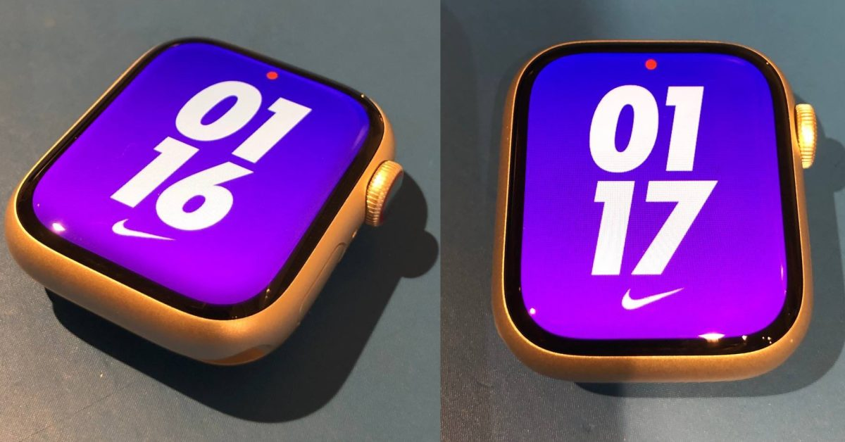 PSA: 'Nike Bounce' watch face isn't exclusive to Nike Apple Watch Series 7