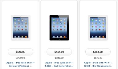 Best-Buy-iPad-3-clearance
