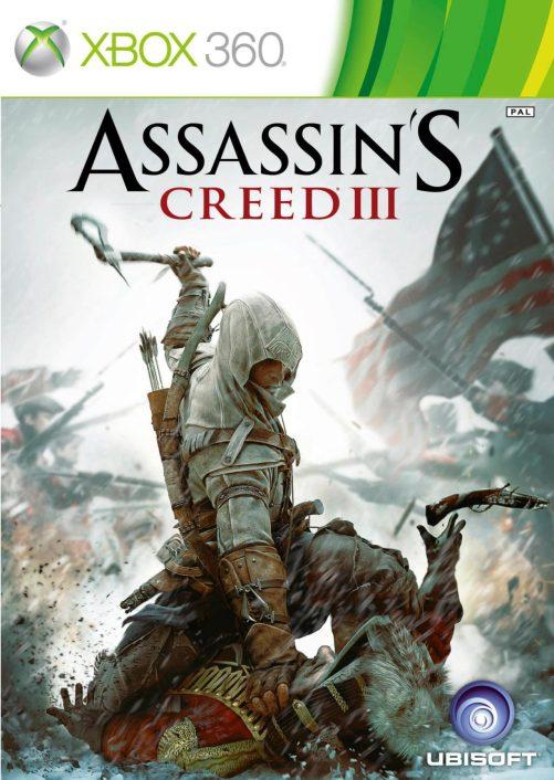 Assassins Creed 3-sale