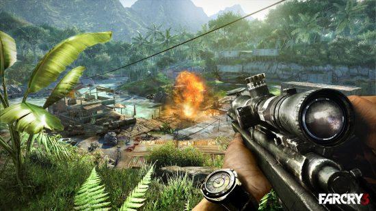 Far Cry 3-gameplay