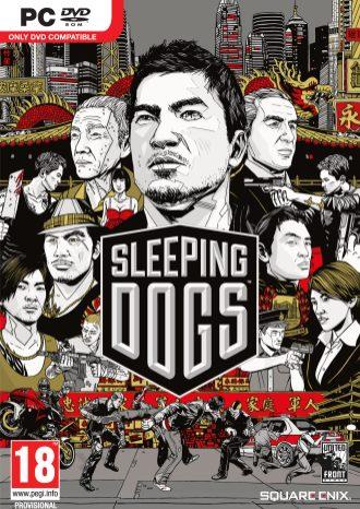 Sleeping dogs-Pc-box art