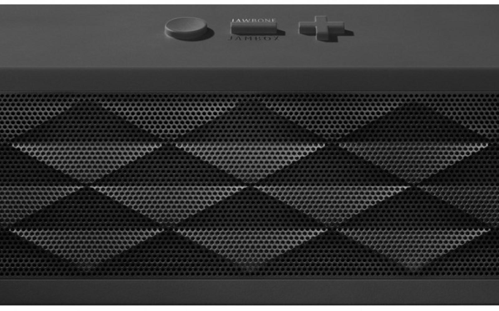 Jawbone Jambox Platinum in Black $95 + $5 Shipping