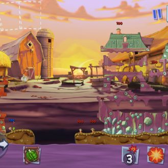 Worms 3-just released-iOS-02