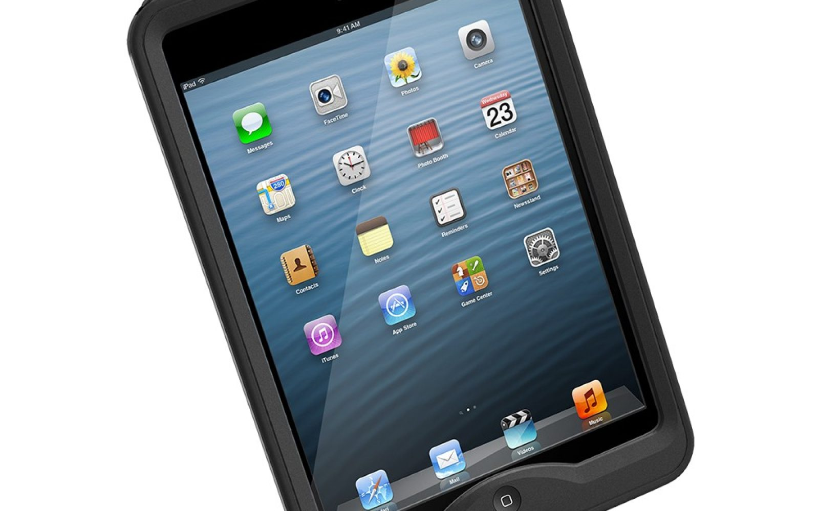 detailed look c2dd8 17877 LifeProof's new protective nuud case for iPad mini now available ...