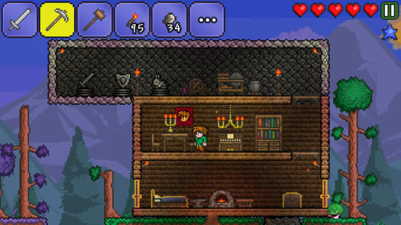Terraria-just released-iOS-01