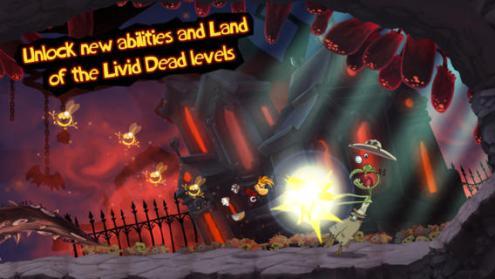 Rayman Jungle Run-sale-Ubisoft-iOS-03