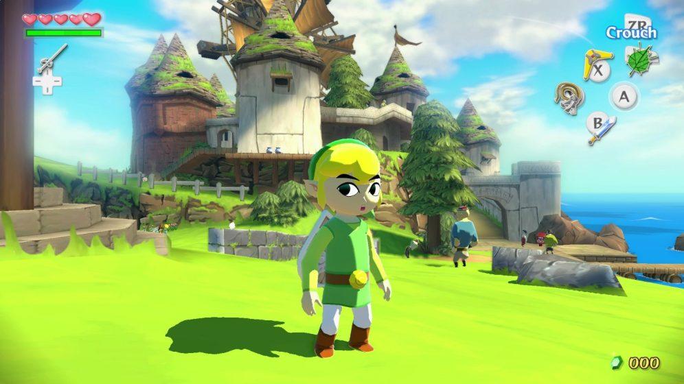 The Legend of Zelda-The Wind Waker-HD-remake-sale-bundle-Wii U-01