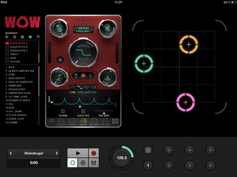 WOW-sale-iOS-Sugar Bytes-audio production-iPad-01