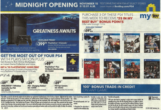Best Buy-Next Gen-PS4-Xbox One-launch week-01