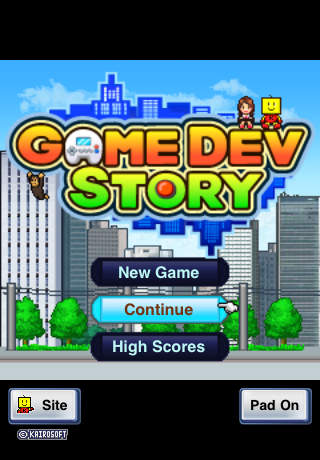 Game Dev Story-iOS-5stars-sale-iPhone-01