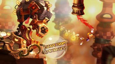 iOS Universal-Rayman Fiesta Run-$3-Just released-01