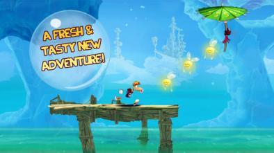 iOS Universal-Rayman Fiesta Run-$3-Just released-02