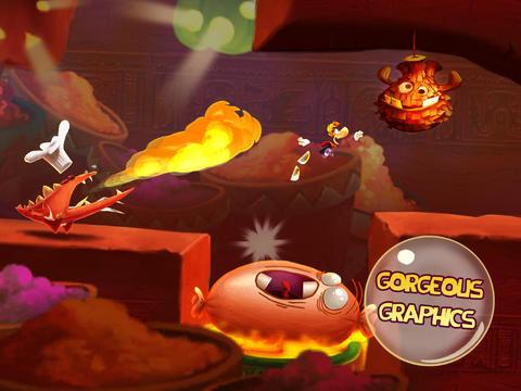 iOS Universal-Rayman Fiesta Run-$3-Just released-04