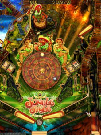 Jungle Style Pinball-iOS-sale-free-01