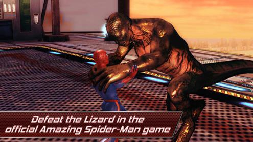 The Amazing Spider Man-iOS-Thanksgiving-sale-01