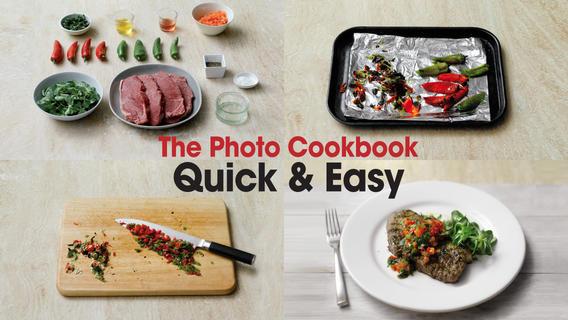 The Photo Cookbook – Quick & Easy 01