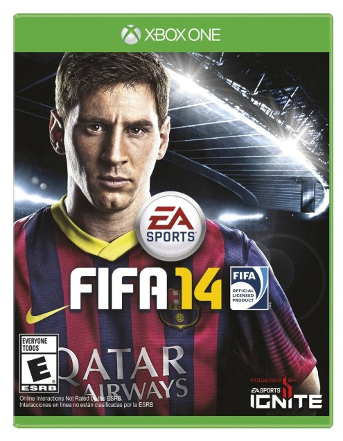 FIFA 14-Xbox One-sale