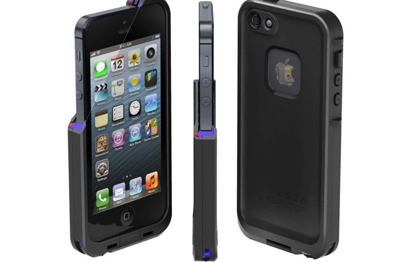 IPhone 5 Cases: LifeProof Fre $30 Shipped (Reg. $80