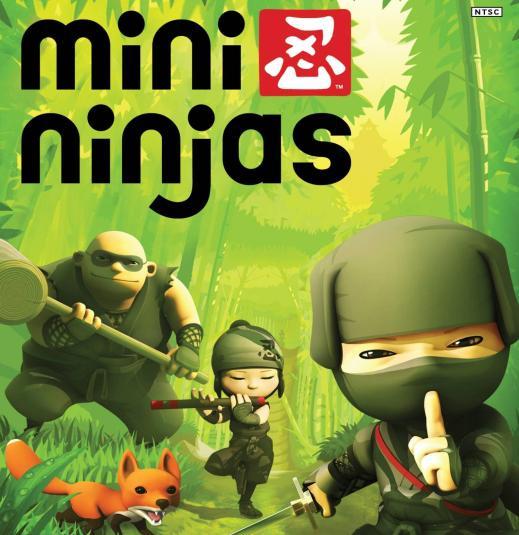 Mini Ninjas-Mac-sale-03