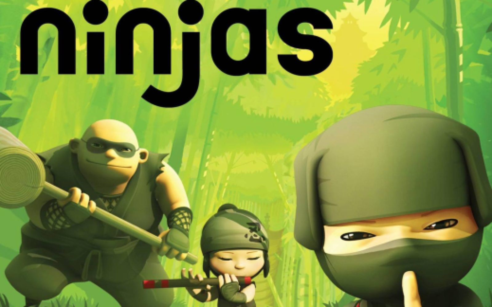 Game/App Deals: 60% off Mini Ninjas for Mac, PAC-MAN goes