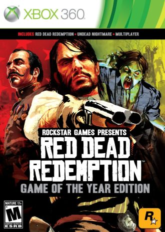 Red Dead Redemption-GOTY-Buy2get1-sale