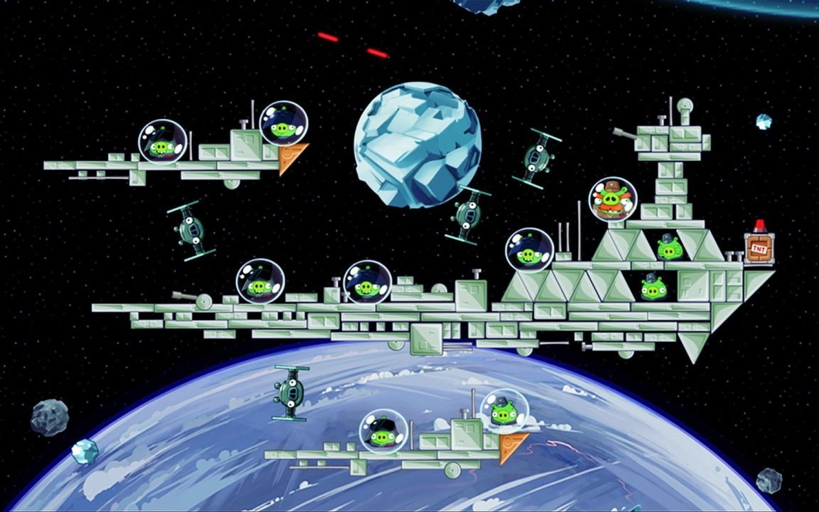 Game/App Deals: Angry Birds Star Wars for 3DS: $10, Jet Ball
