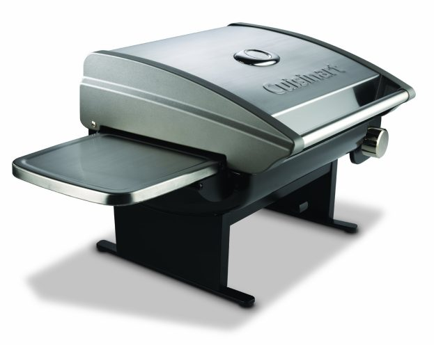 Cuisinart All-Foods 12,000-BTU Portable-Outdoor Tabletop Propane-Gas Grill-sale-01