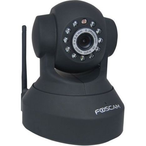 Foscam FI8918W Wireless:Wired Pan&Tilt IP:Network Camera w: 8 meter Night Vision