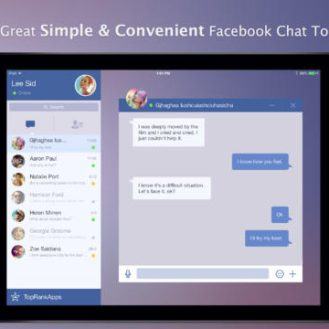 ChatNow Pro - Messenger for Facebook-iOs-sale-01