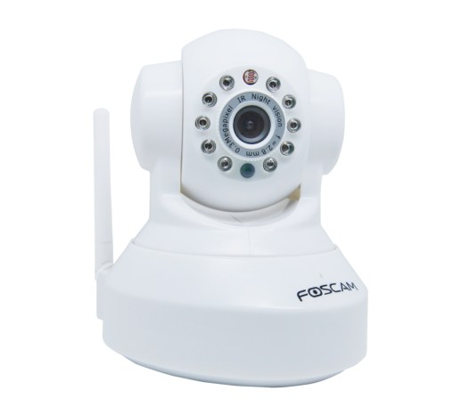 Foscam FI8918W Wireless:Wired Pan&Tilt IP:Network Camera w: 8 meter Night Vision (black or white)-sale-01