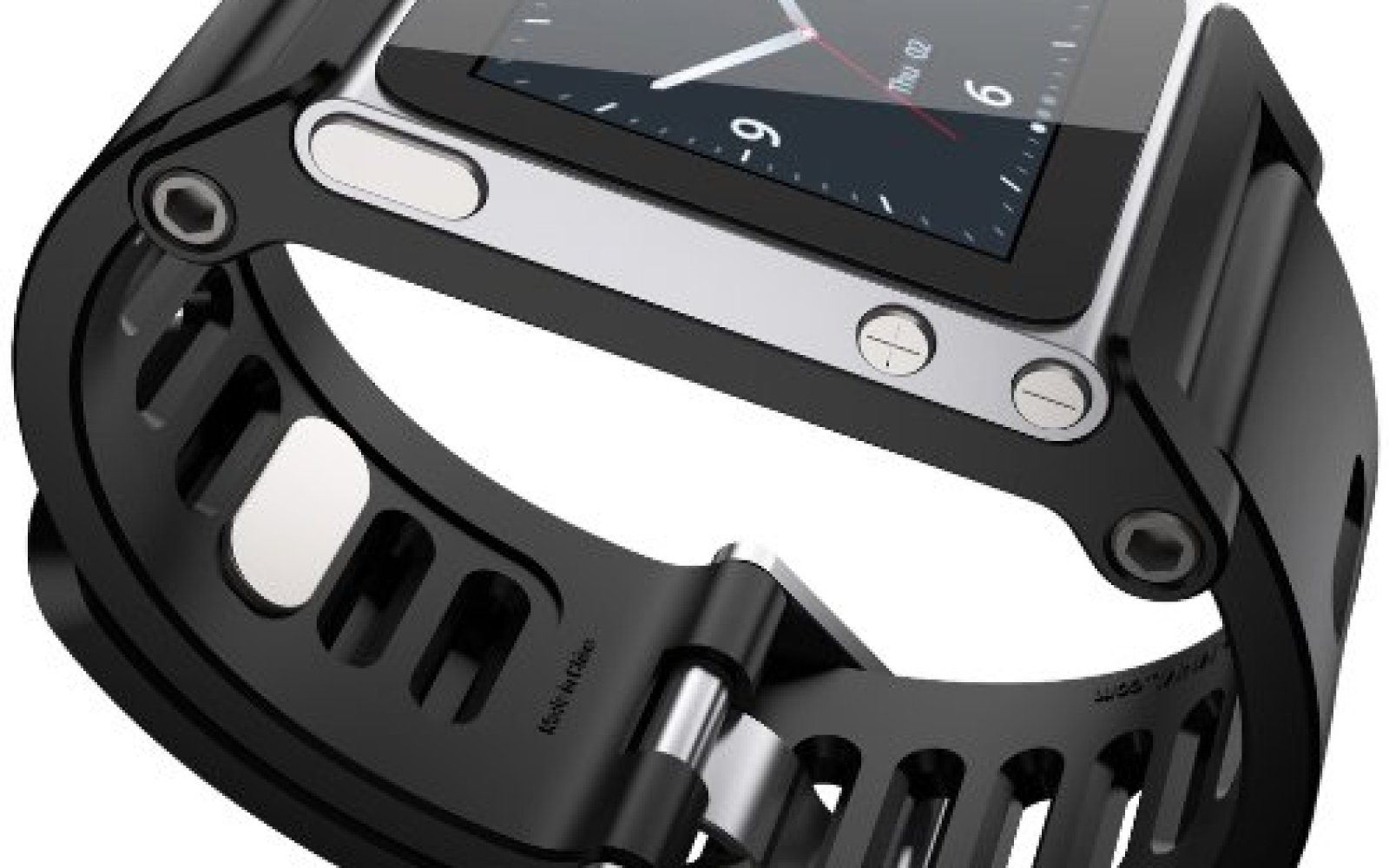 LunaTik TikTok Watch Wrist Strap for iPod Nano 6G in 5 colors: Starting at $5 shipped