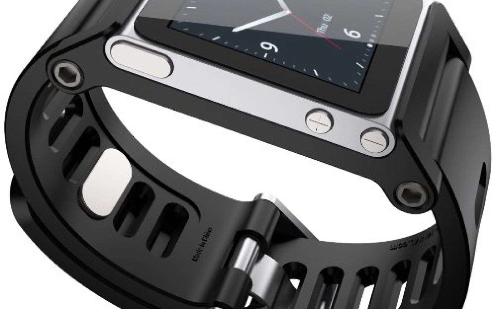 LunaTik TikTok Watch Wrist Strap for iPod Nano 6G in 5 colors: Starting at $5 shipped