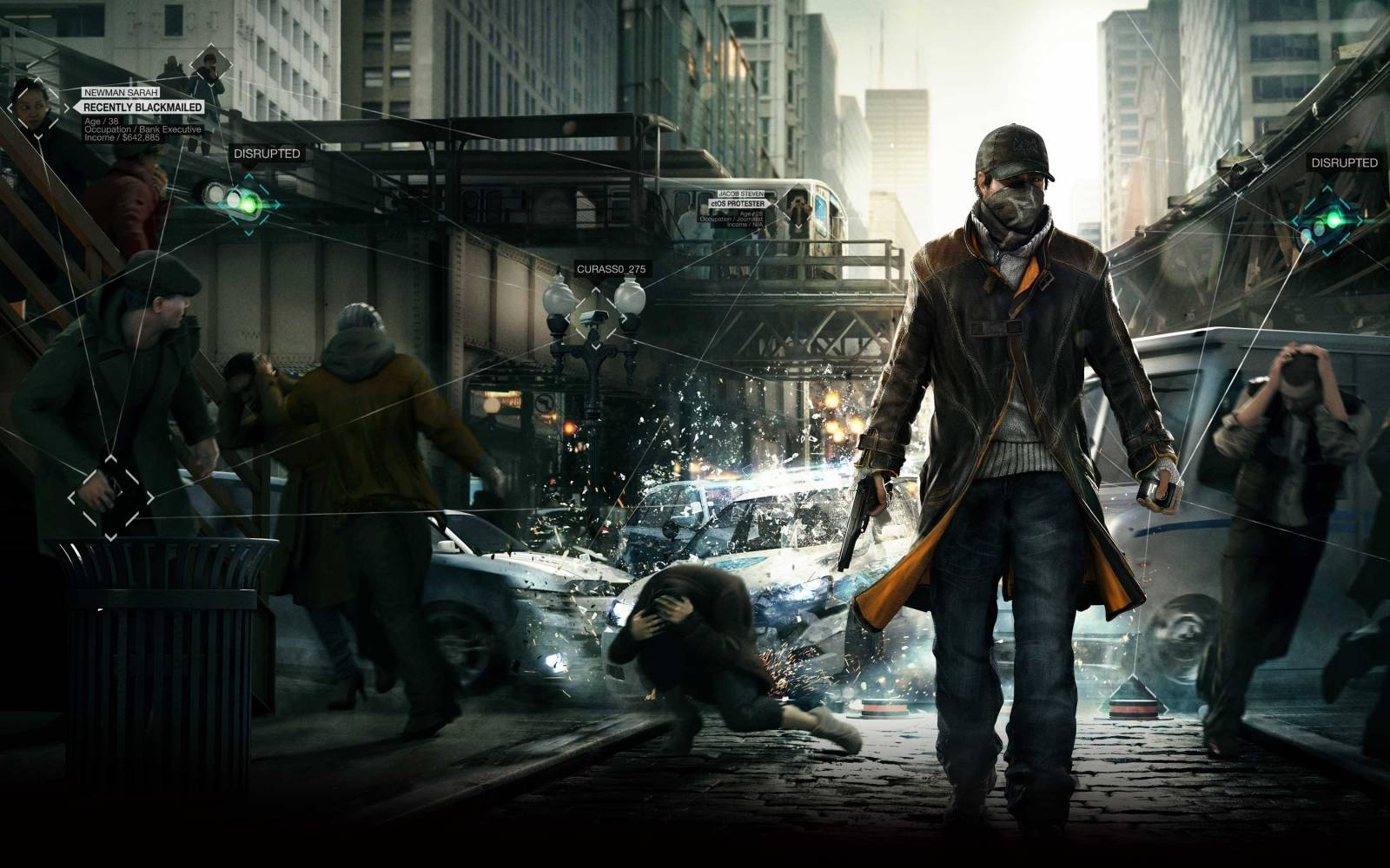 Games/Apps: Watch Dogs pre-order w/ $15 GC, Star Wars Mac/iOS games sale from $4, 50% off Modern Combat 4, iOS freebies, more
