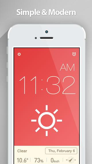 Red Clock-iOS-sale-FREE-01